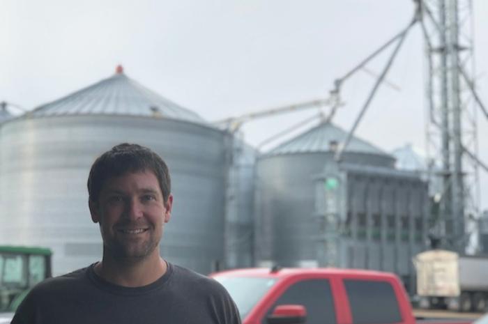 MN Millennial Farmer: Farmer's resiliency and harvest season challenges