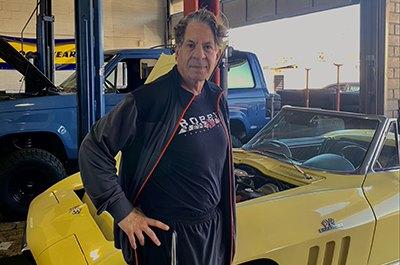 Jan Greenberg, Tilden 21 Motors