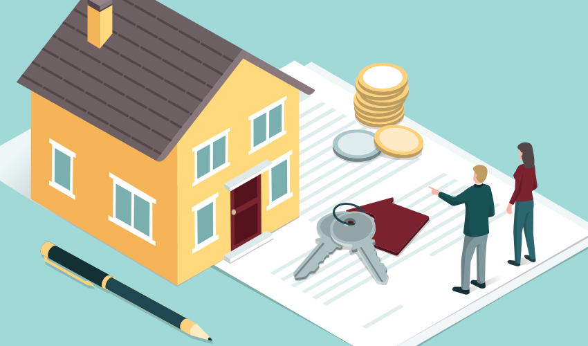 Making a Down Payment on a Home