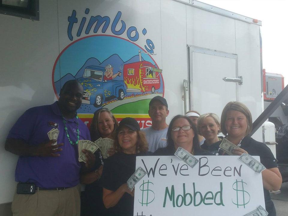 Timbo's Smokehouse, Rockmart