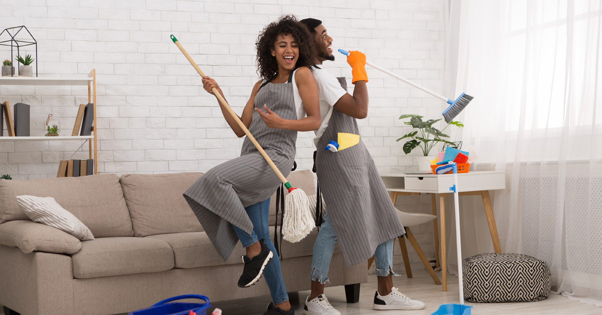 Spring Cleaning: How to Clear Up Space and Save Money