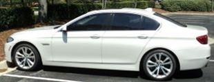 2014 BMW 535I