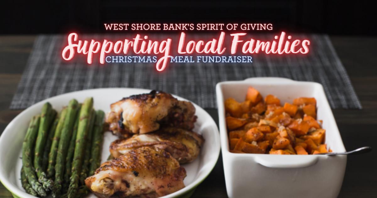 Record-Breaking Spirit of Giving Christmas Meal Fundraiser