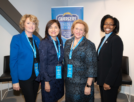 Image of LA Chargers Business Alliance Highlights Women in Leadership