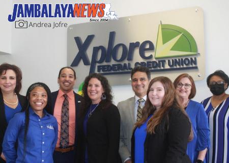 Xplore FCU Ribbon Cutting Featured in Jambalaya News LA