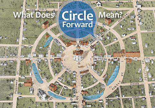 What Does Circle Forward Mean?