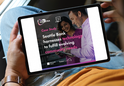 Seattle Bank Harnesses Technology To Fulfill Evolving Community Needs
