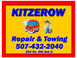 Kitzerow Repair logo