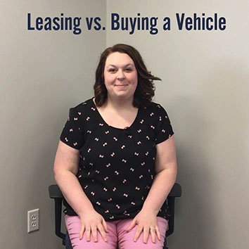Video: Leasing vs. Buying a Vehicle