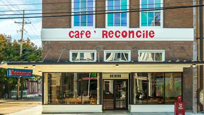 Cafe Reconcile: Where Resilience is Served Daily
