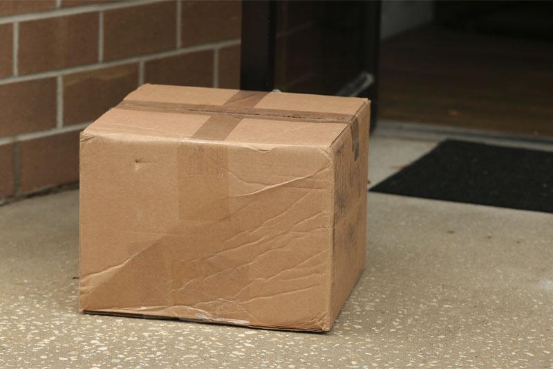Ho Ho Ho, Where Did My Package Go?