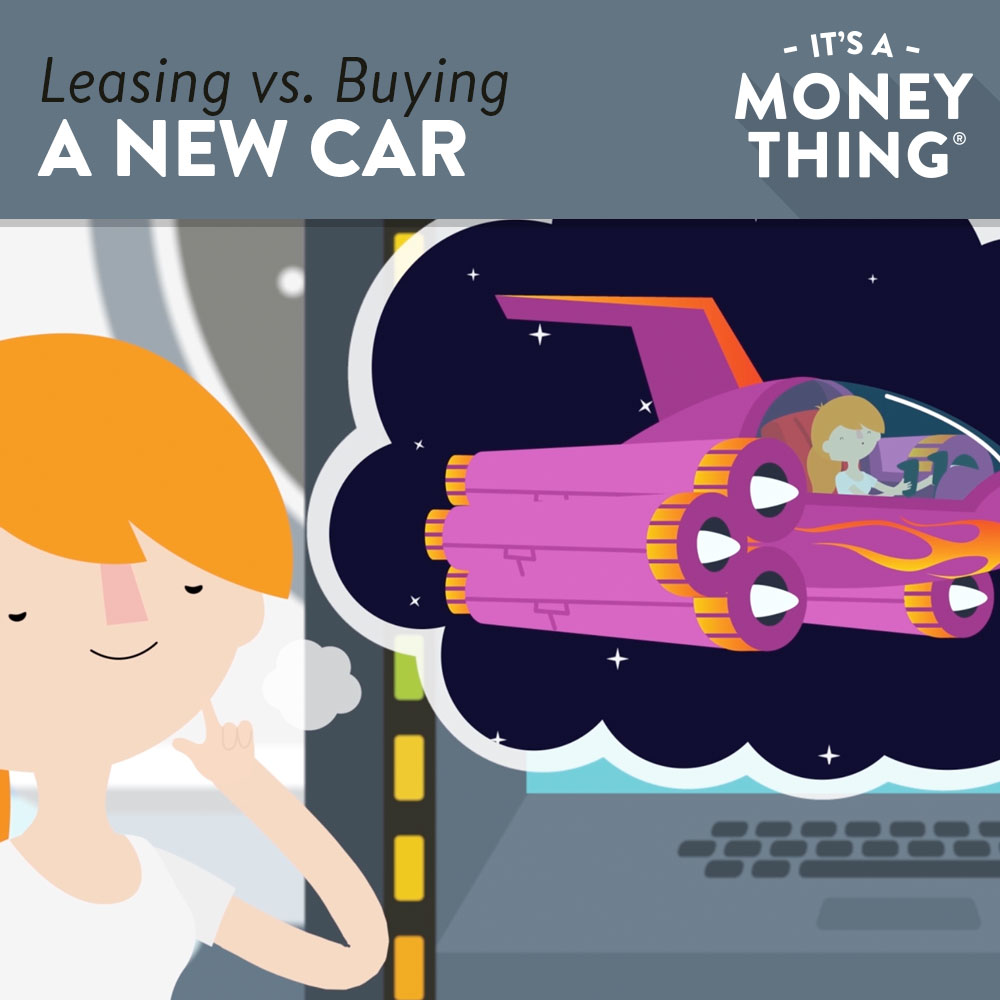 Buying vs. Leasing a New Car