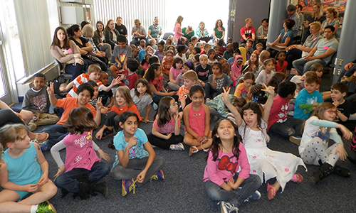 2014 Aquila Elementary Students