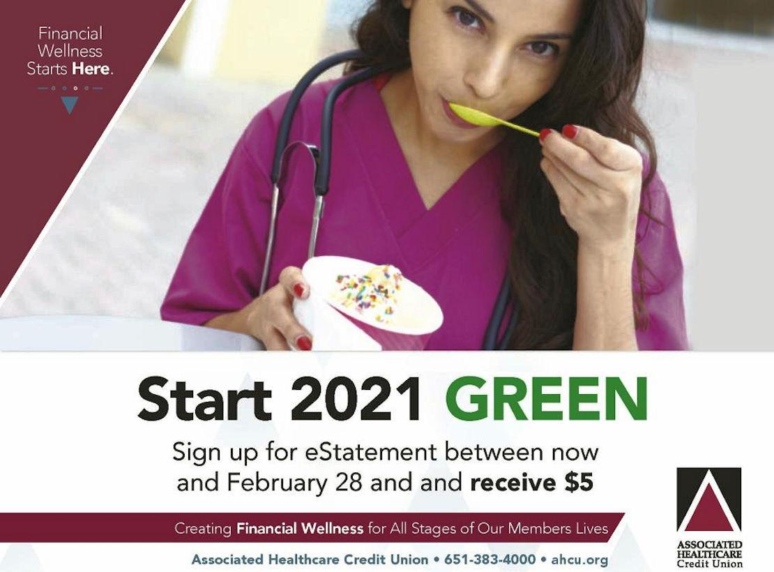 Go Green in 2021
