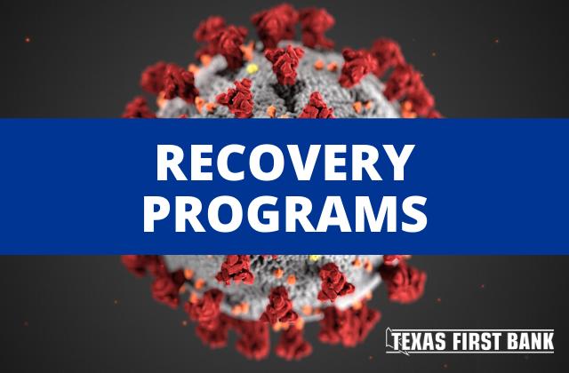 Coronavirus Recovery Programs