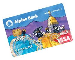 Latino Community card