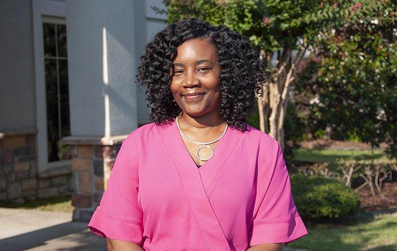 Personal Bankers of Little Rock: Maxine Sanders