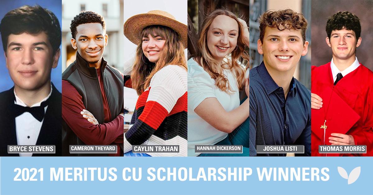 Meet Our 2021 Scholarship Winners!