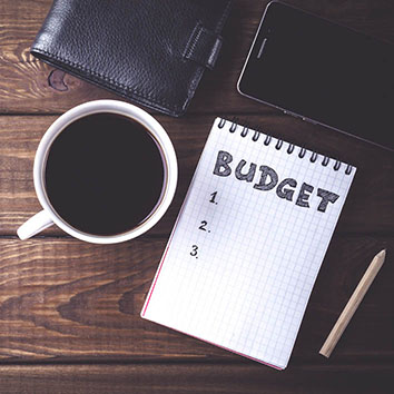 Create a Budget in 4 Easy Steps