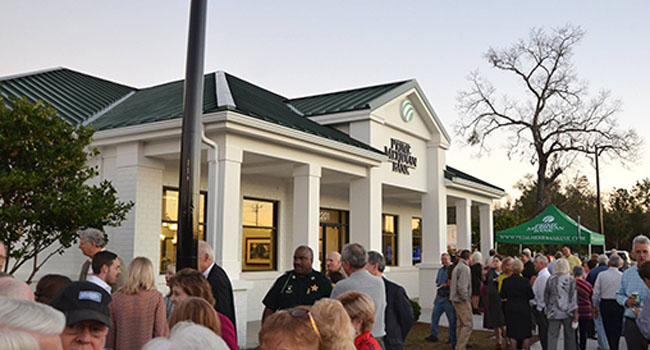An estimated 300 guests joined us Jan. 24, 2017, for our Grand Opening.