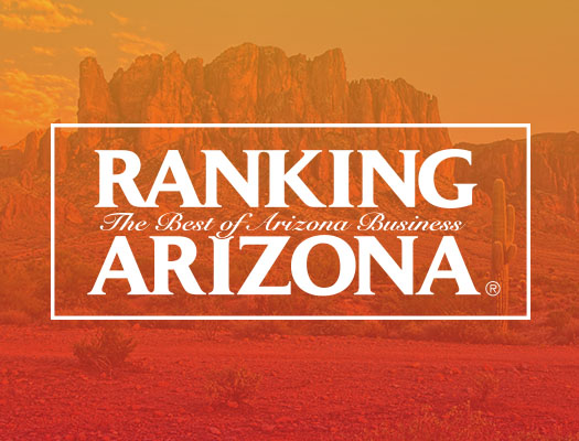 Image of Ranking Arizona Ranks Pacific Premier #1 Best Bank