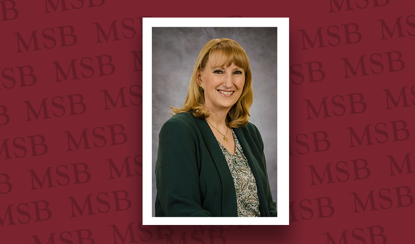 Monson Savings Bank's VP of Human Resources Dodie Carpentier Earns Senior Professional in Human Resources (SPHR) Certification
