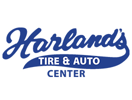 Harland's Tire & Auto Center logo