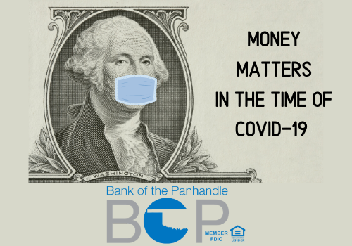 Money Matters in the time of COVID-19
