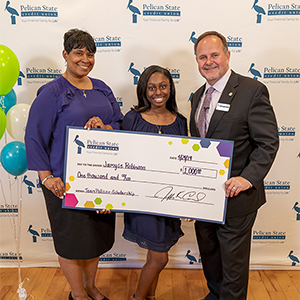 Pelican State Credit Union Grants $15,000 in College Scholarship Awards
