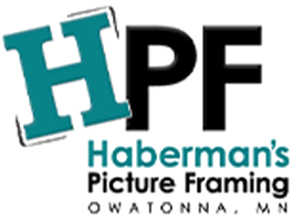 Haberman's Picture Framing logo