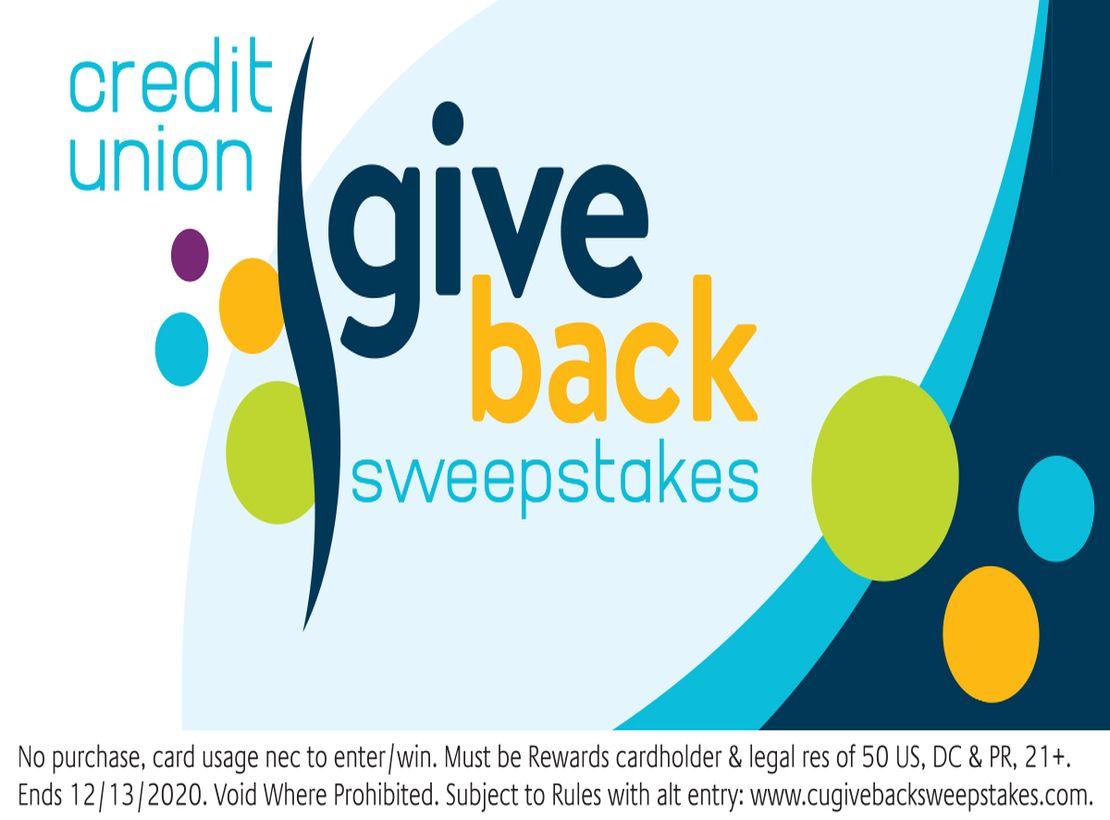Give Back Sweepstakes