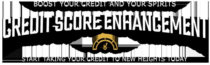 BOOST Credit Score Enhancement