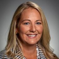 Portrait of team member, Mary Beth Mumford