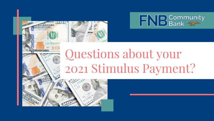 2021 Stimulus Payments