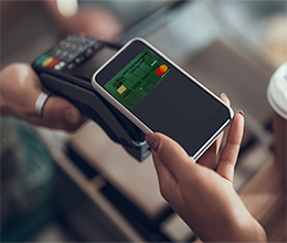 The Convenience of a Mobile Wallet!