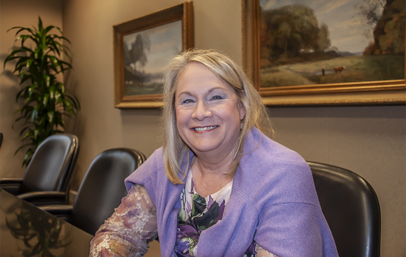 Personal Bankers of Little Rock: Paula Bruce