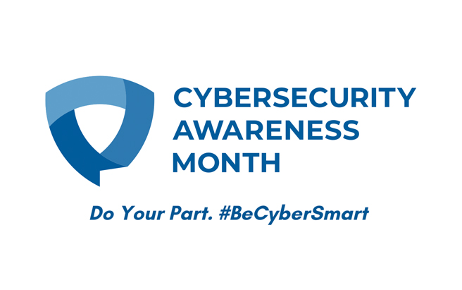 National Cybersecurity Month: Protecting Yourself Online