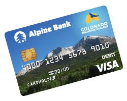 Colorado Mountain College (CMC) card