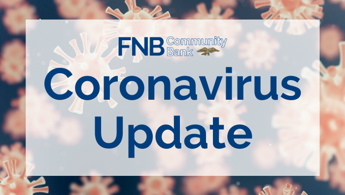Coronavirus Updates from FNB Community Bank