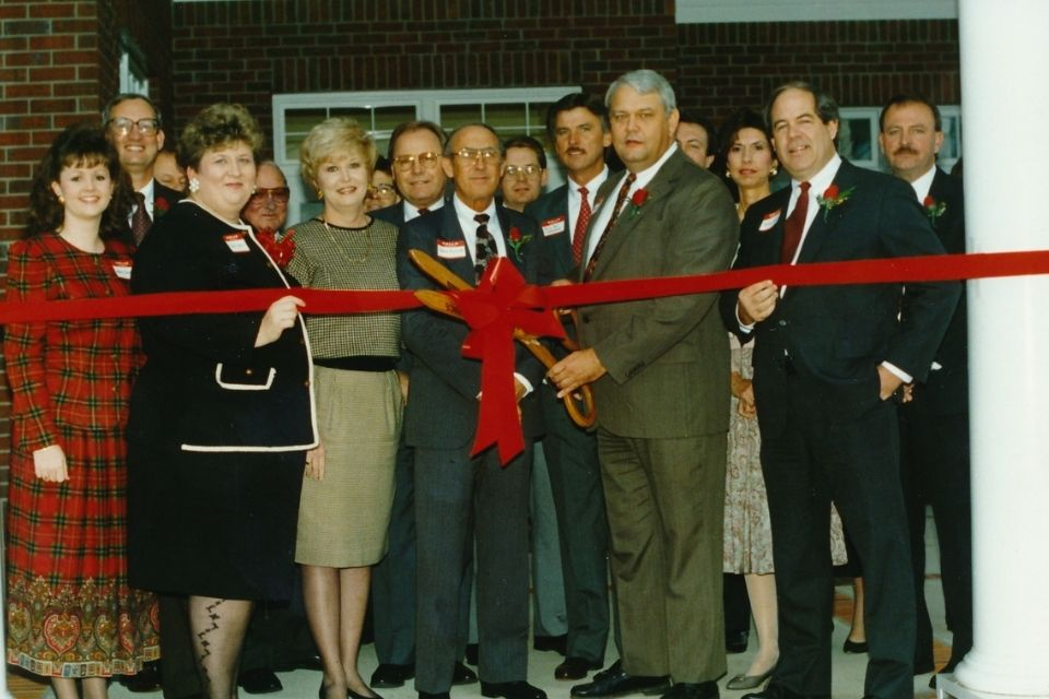 Image illustrating The second First Metro Bank branch opened in Tuscumbia