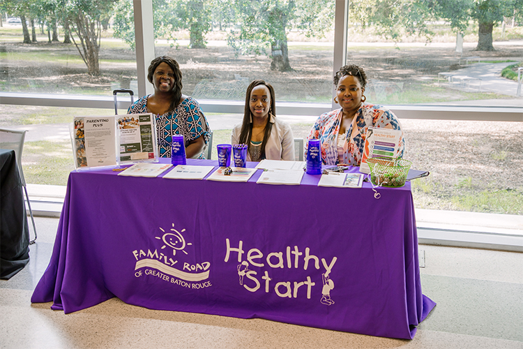 Pelican State CU Hosts Budgeting for Baby Workshop