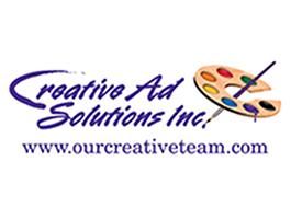 Creative Ad Solutions & U.S. Engravers logo