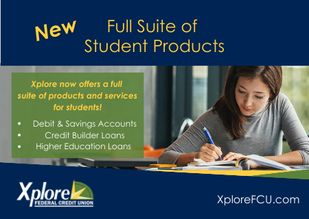 Xplore is now offering a full suite of products and services for students!