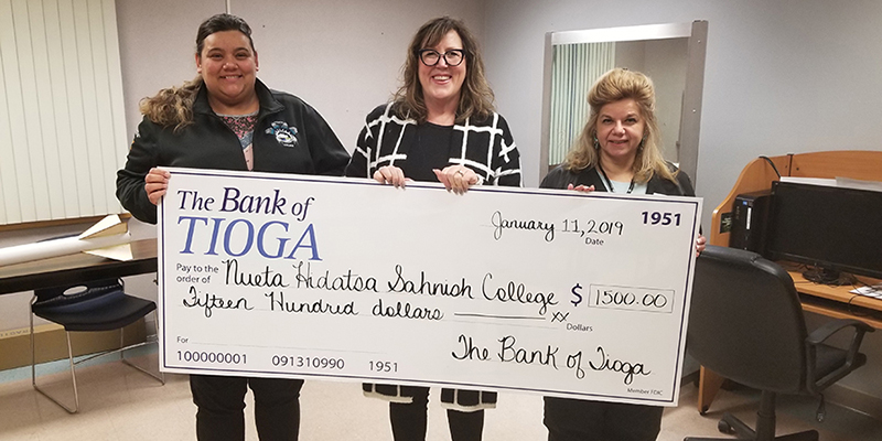 Local Bank Partners with Local College for Student Success Center