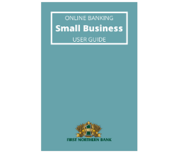 Online Banking Small Business User Guide