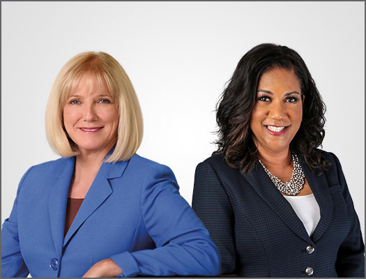Image of LA Business Journal Recognizes Jocelyn Pastore & Sherri V. Scott