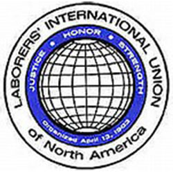 Laborers' International Union Logo