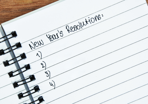 Healthy, Financial New Years Resolutions