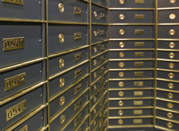 Why Safe Deposit Boxes Have an Upper Hand on Home Safe Storage