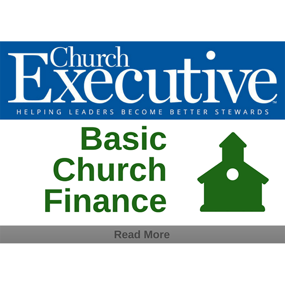 Basic Church Finance